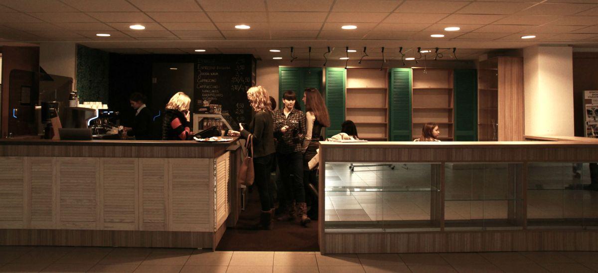 Эспрессо в аудиторию: новое кафе в ЕГУ