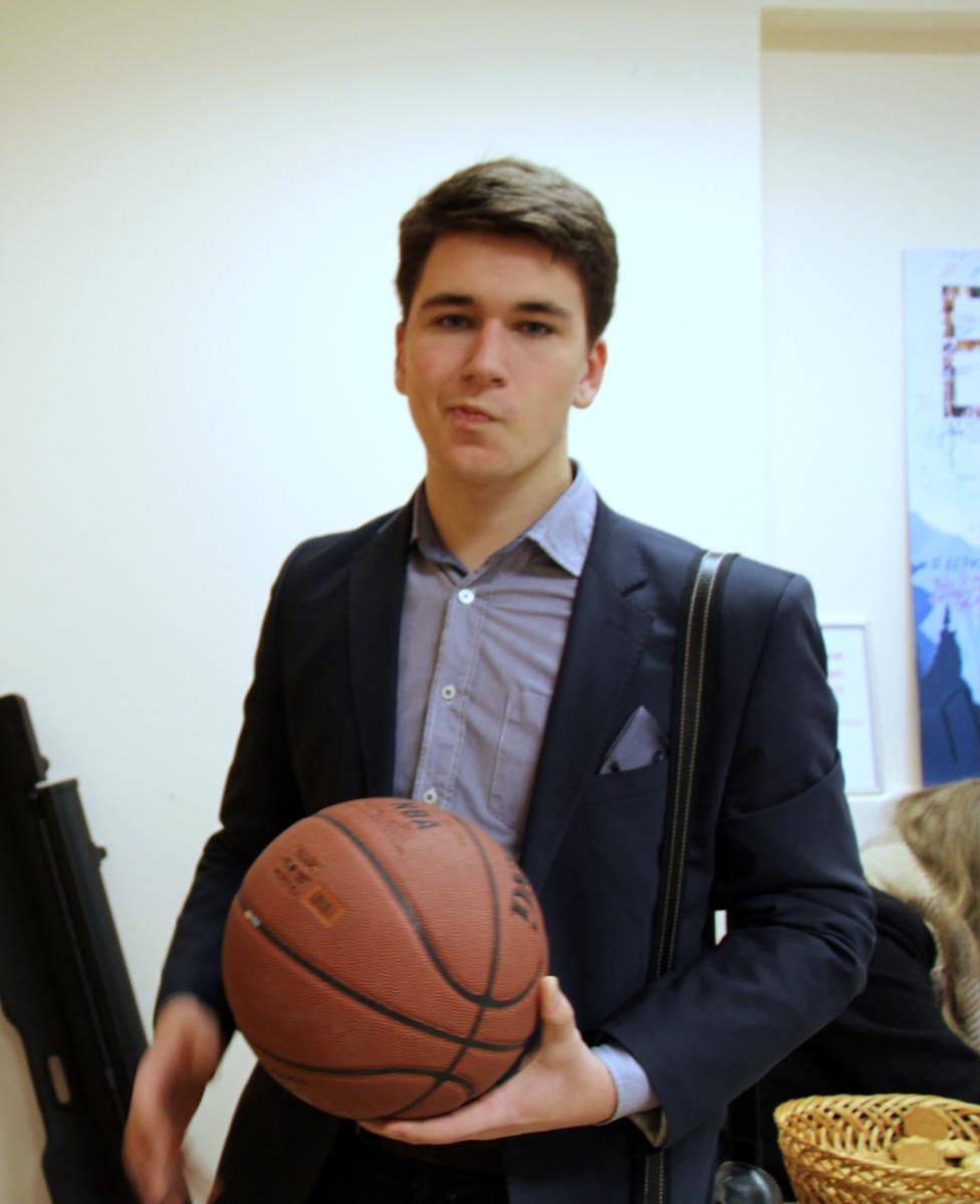 Всё, что нужно знать о спорте в ЕГУ: интервью с координатором спортивных инициатив