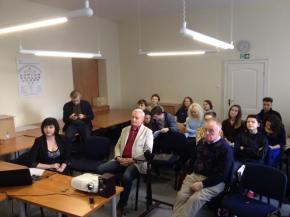 Безграничное сотрудничество: в ЕГУ прошла онлайн видеоконференция с Киевом иПознанью