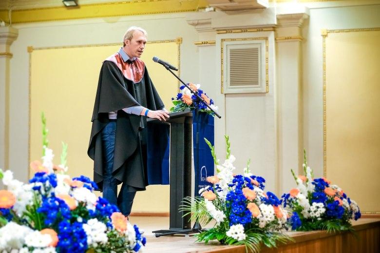 Ян Гвардиан, лучший выпускник магистратуры 2015