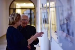 В вильнюсском колледже дизайна открылась выставка работ студентокЕГУ