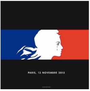 В Париже вновь открылись школы. Город после теракта глазами бывшей студенткиЕГУ