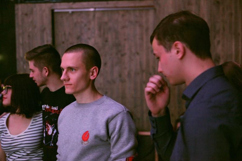 Николай Дедок (Мiкола Дзядок), бывший политзаключённый, ныне студент ЕГУ
