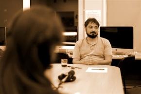 Мастер класс Сурнина: главное в журналистике — история.(Аудио)