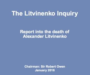 Убийство Литвиненко. Текст доклада Высокого суда Лондона на русскомязыке