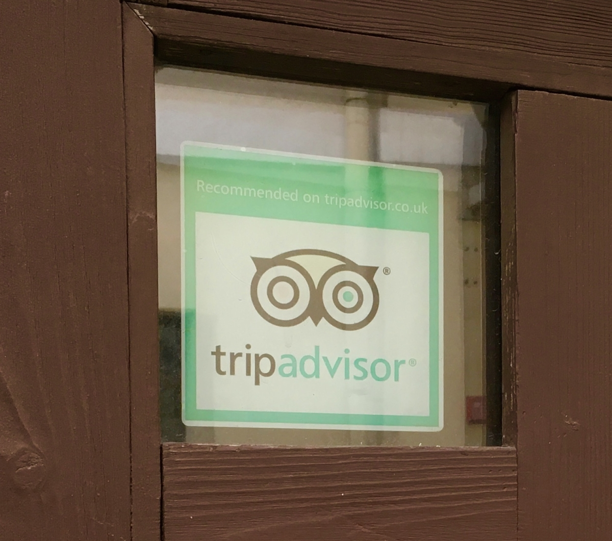 TripAdvisor для успешности учреждения - друг или враг?