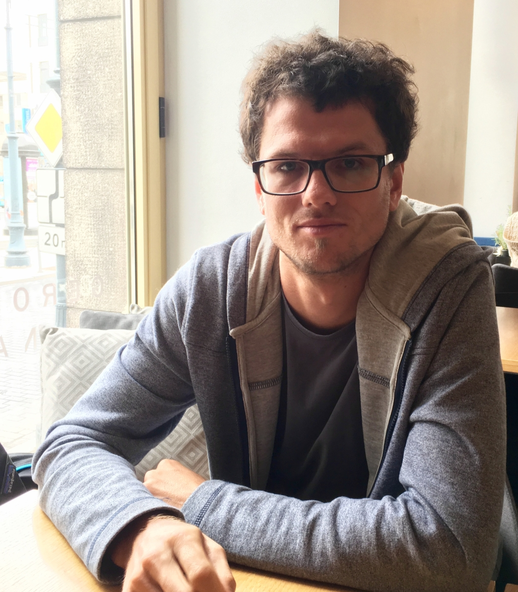 Андрюс Славуцкис из MSF: «Чувство нужности и полезности не может сравниться ни с чем»