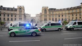 Выстрелы в Olympia: нападение вМюнхене