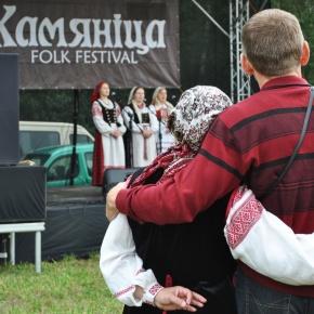 Как прошел девятый фолк-фестиваль «Камяніца». Фоторепортаж