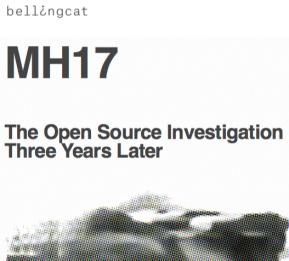 Доклад Bellingcat о крушенииMH17