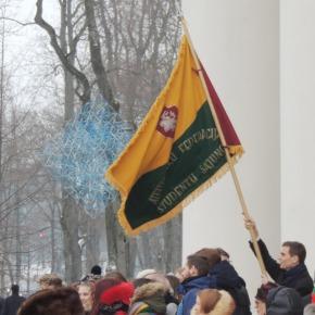 Празднование 100-летия Литвы(фото)