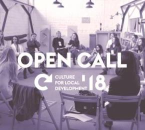 Open Call: Culture for Local Development for cultural managers