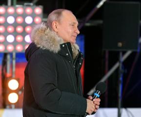 Перевыборы Путина