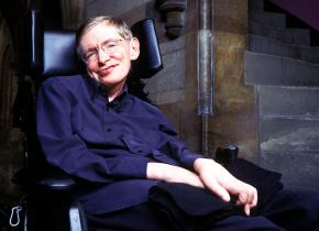 Умер британский физик-теоретик СтивенХокинг