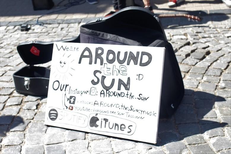 around the sun 2