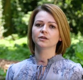 Первое интервью Юлии Скрипаль послеотравления