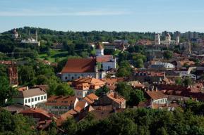 В Вильнюсе вводят налог натуристов