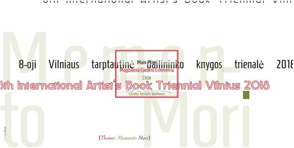 Artist_s Books Triennial Vilnius 2018