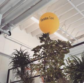 «Яндекс.Такси» с трудом входит на литовскийрынок