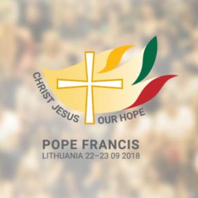 Встречайте папу римского Франциска в странахБалтии