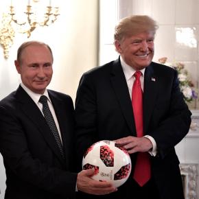 Трамп назвал саммит с Путиным одной из лучших встреч в своейжизни
