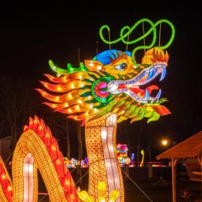 В Литве пройдет первый в странах Балтии фестиваль «Больших китайскихфонарей»