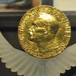 В Осло прошла церемония вручения Нобелевской премиимира
