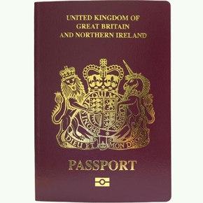 МВД Британии стало выдавать паспорта без надписи «Европейский союз» наобложке