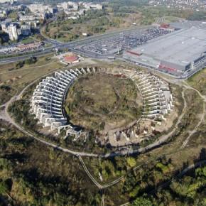 Строительство стадиона в Вильнюсе сновазаморожено