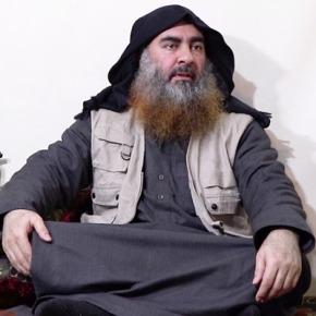ИГ продолжает жить: террористы опубликовали видео со своимлидером