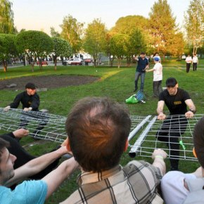 В Екатеринбурге протестуют против строительствацеркви