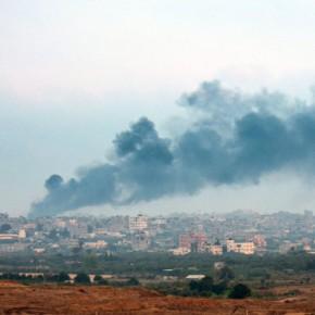 Израиль и Палестина обстреляли друг другаракетами