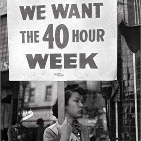 8 часов работы в неделю — норма для душевногокомфорта
