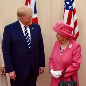 После «Брексита» Британию ждет всеобъемлющее торговое соглашение сСША